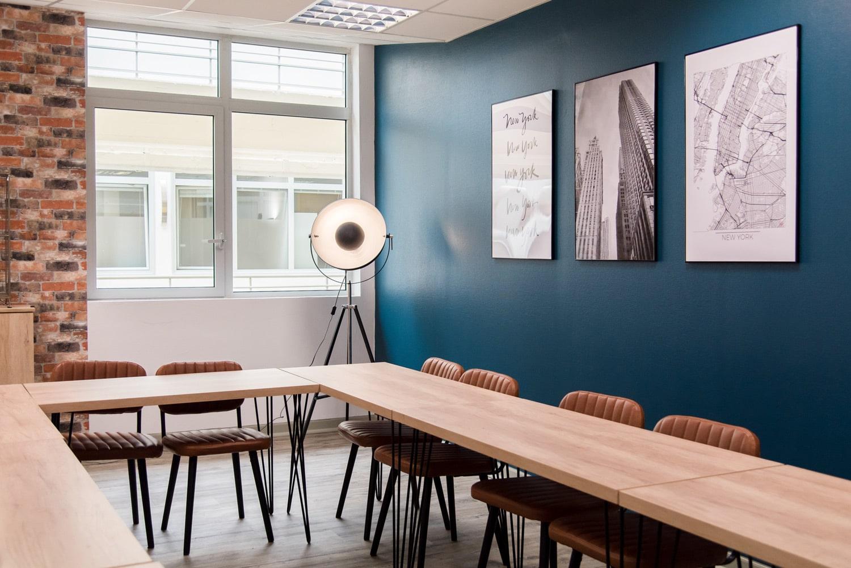 Agencement et décoration de locaux professionnels par l'Atelier ML Déco